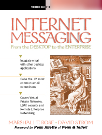 Email book cover