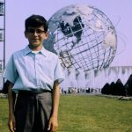 me at 63 worlds fair